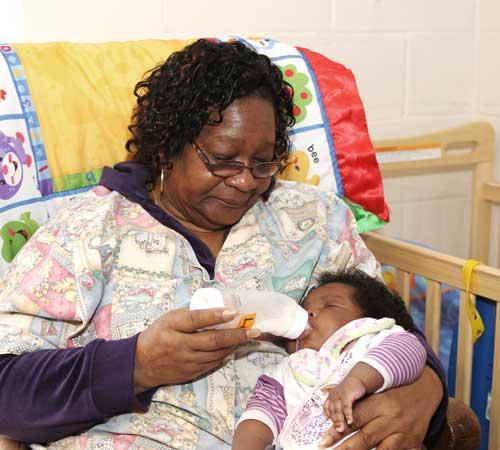 Foster Grandparent Program